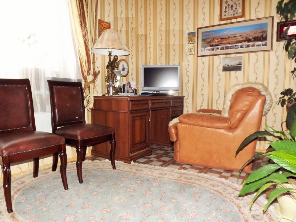дом в Екатеринбурге на Уктусе